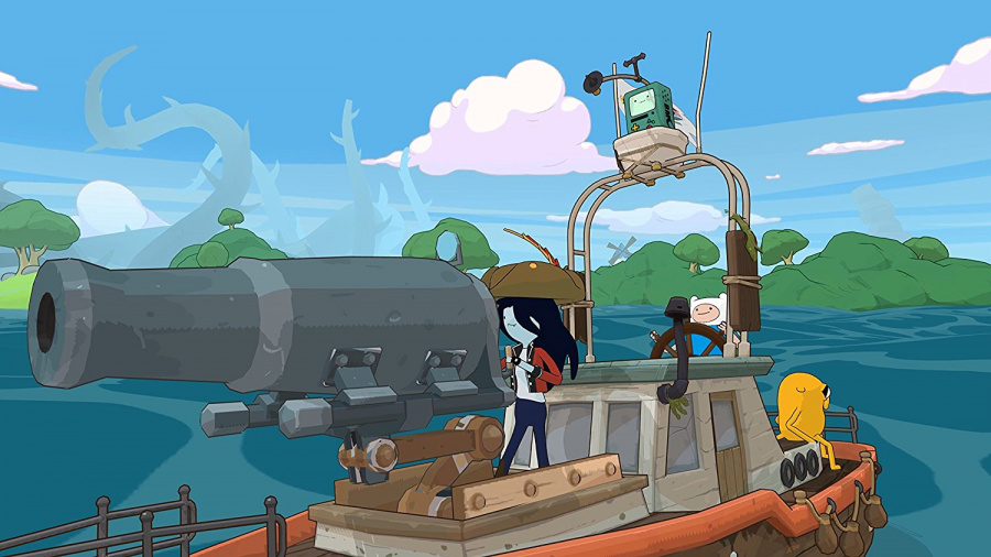 Adventure Time: Pirates of the Enchiridion Review - Screenshot 2 of 4