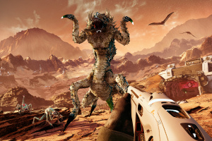Far Cry 5: Lost on Mars Screenshot