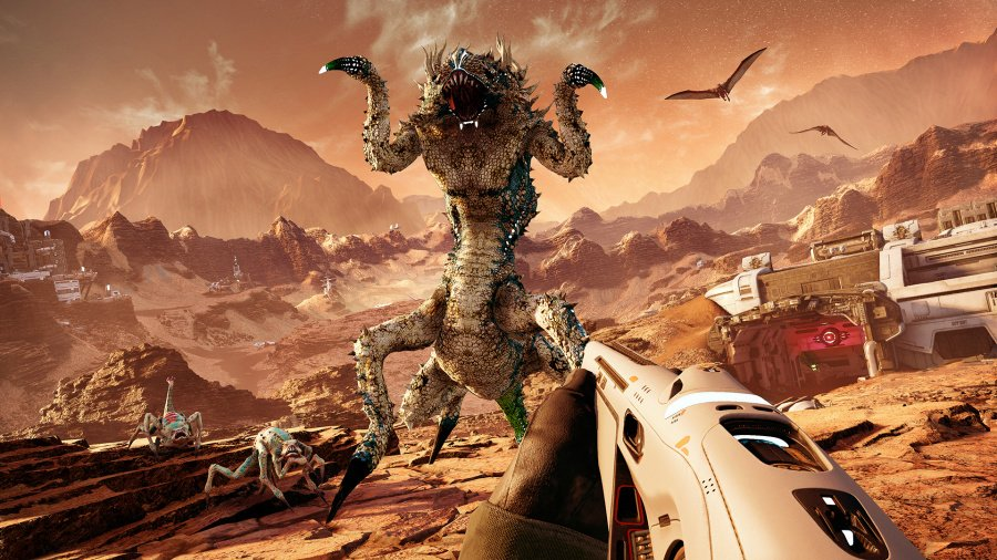 Far Cry 5: Lost on Mars Review - Screenshot 2 of 3