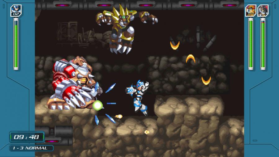 Mega Man X Legacy Collection Review - Screenshot 2 of 3