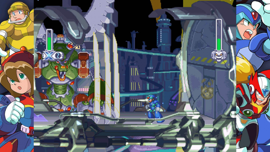 Mega Man X Legacy Collection Review - Screenshot 1 of 3