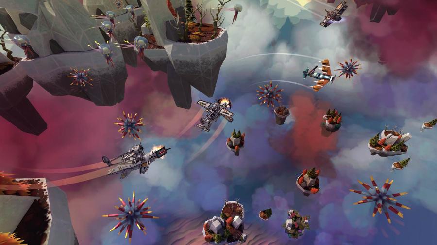 Airheart: Tales of Broken Wings Review - Screenshot 2 of 3