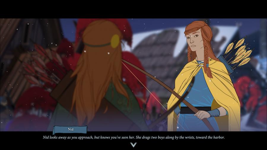 The Banner Saga 3 Review - Screenshot 1 of 3