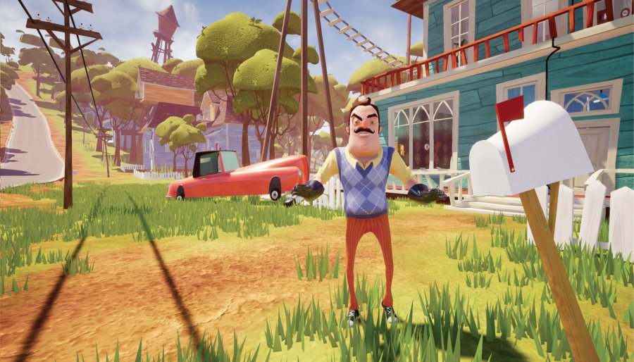 Hello Neighbor Review - Screenshot 2 of 3