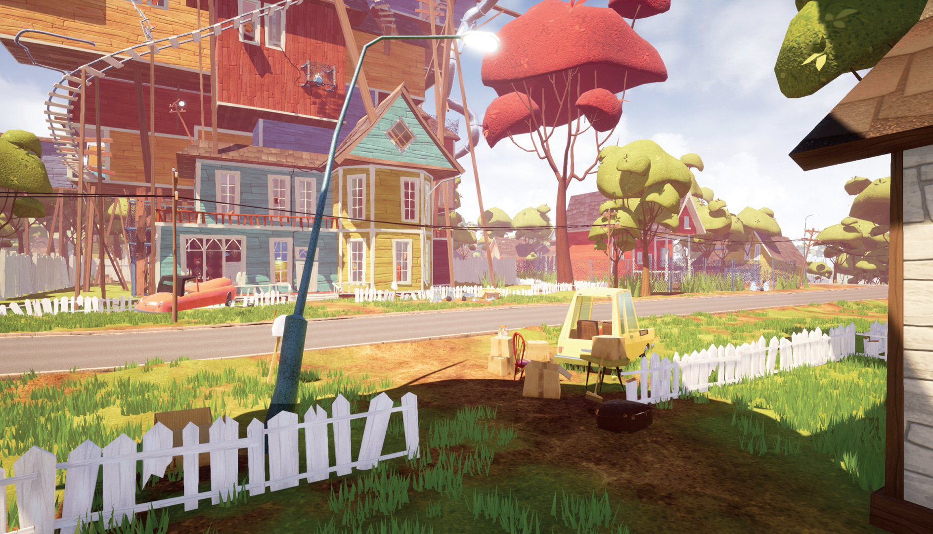 Hello Neighbor Review (PS4) | Push Square