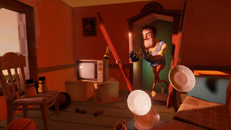 Hello Neighbor Review - Screenshot 1 of 3