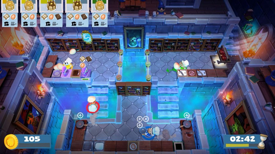 Overcooked 2 Review - Screenshot 2 of 3