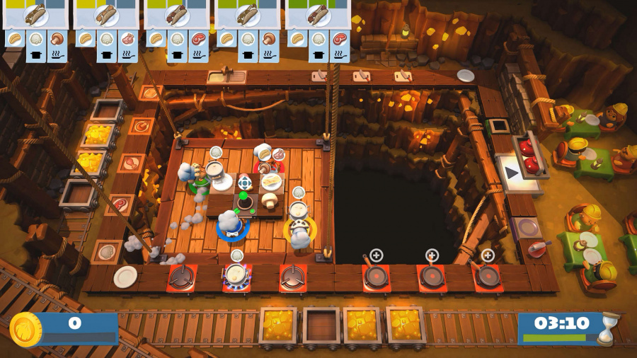 Overcooked 2 Review - Screenshot 3 of 3