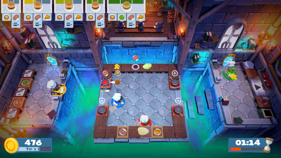 Overcooked 2 Review - Screenshot 1 of 3