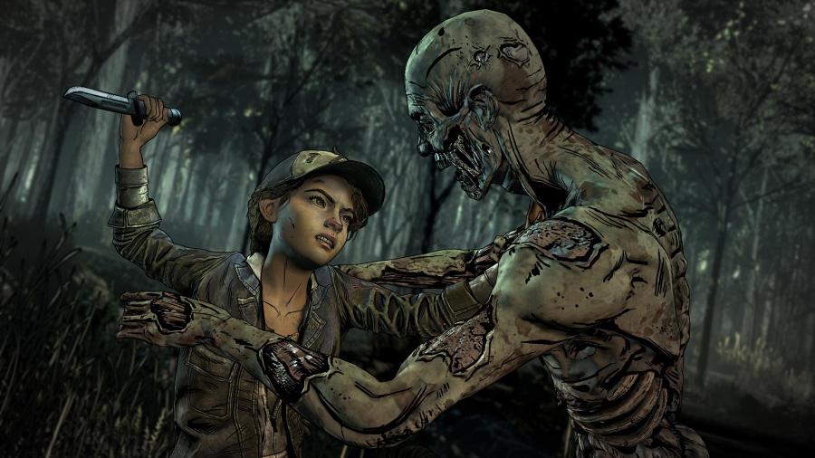The Walking Dead: The Final Season - Episode 1 Review - Screenshot 2 of 3