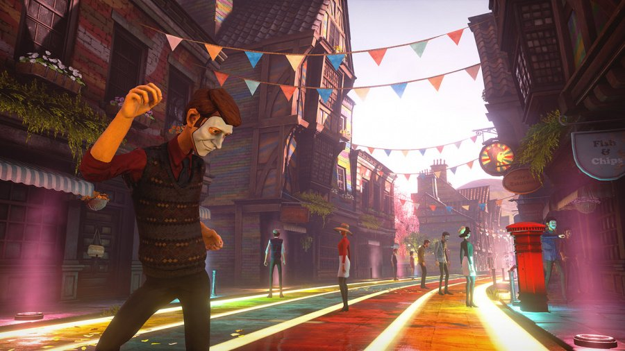 We Happy Few Review - Screenshot 1 of 5