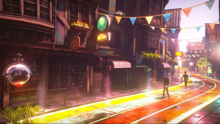 We Happy Few Review - Screenshot 2 of 5