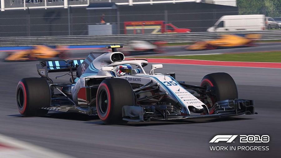 F1 2018 Review - Screenshot 1 of 3
