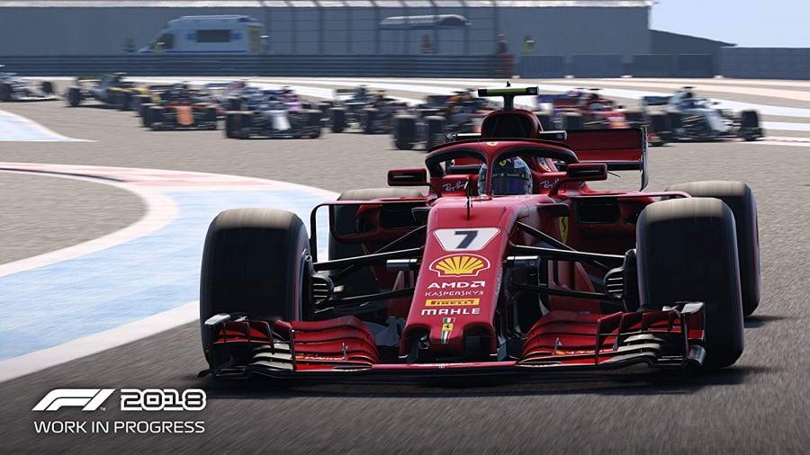 F1 2018 Review - Screenshot 3 of 4