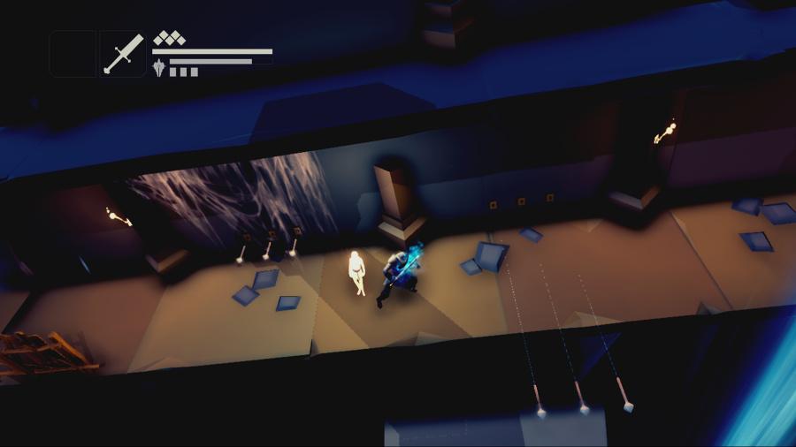 Fall of Light: Darkest Edition Review - Screenshot 1 of 4