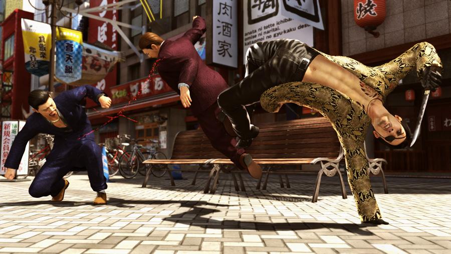 Yakuza: Kiwami 2 Review - Screenshot 3 of 6
