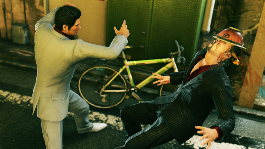 Yakuza: Kiwami 2 Review - Screenshot 1 of 6