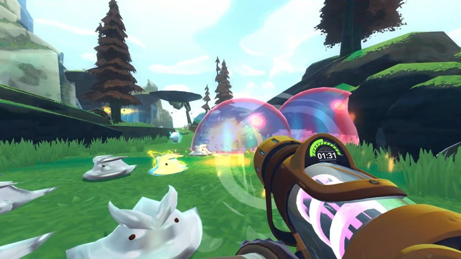 Slime Rancher Review - Screenshot 1 of 3