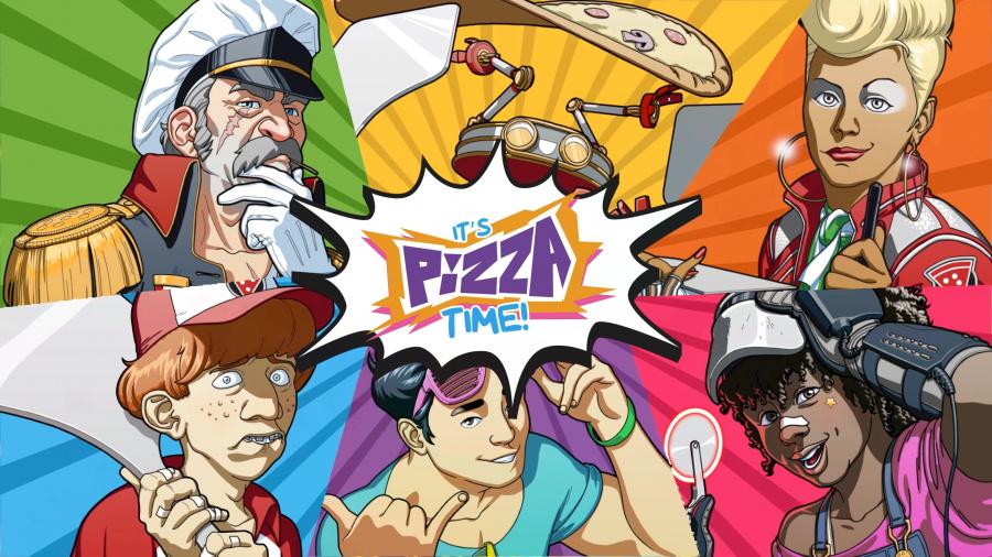 Pizza Titan Ultra Review - Screenshot 1 of 2