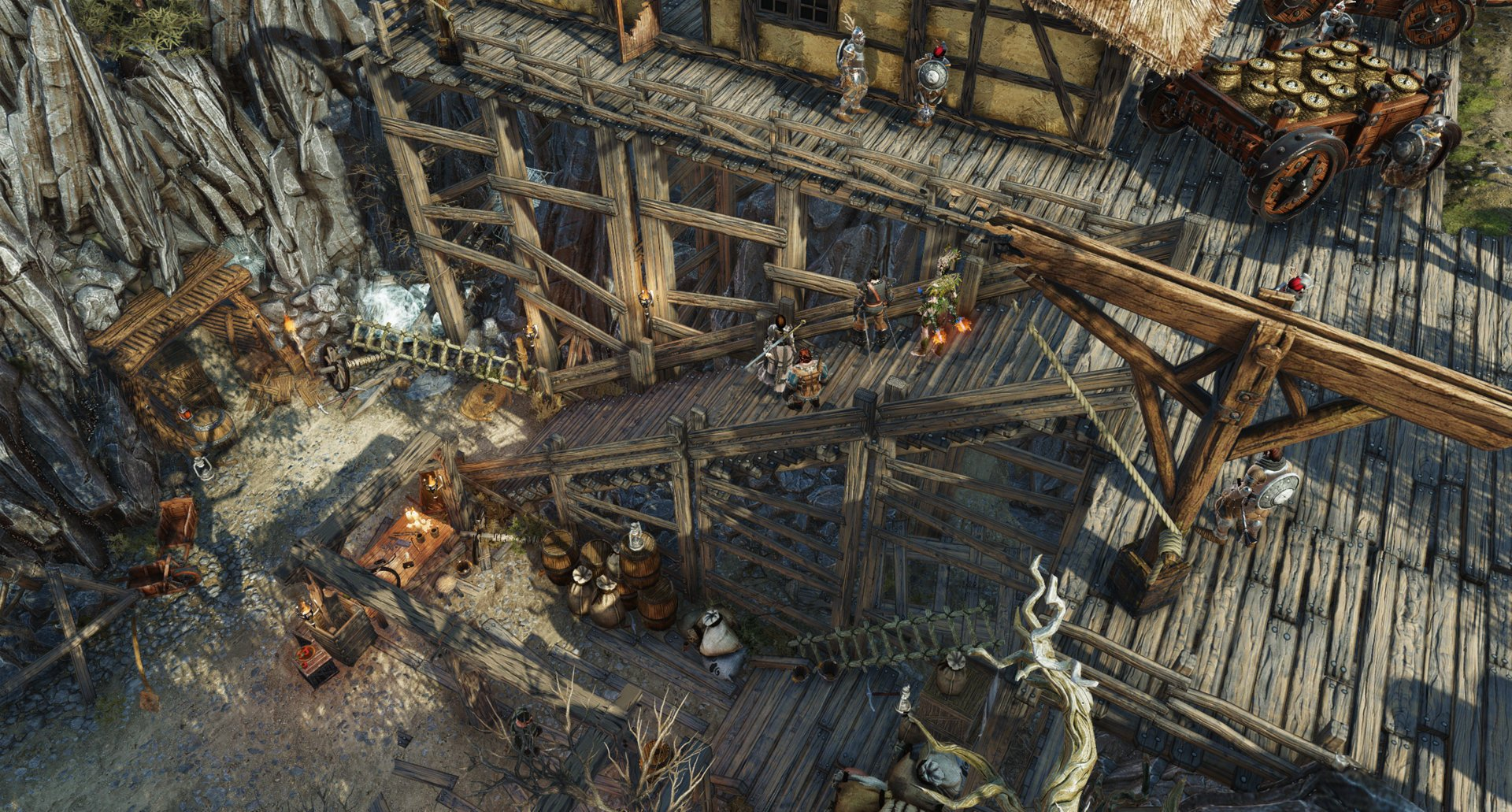 Divinity: Original Sin II - Definitive Edition Review (PS4