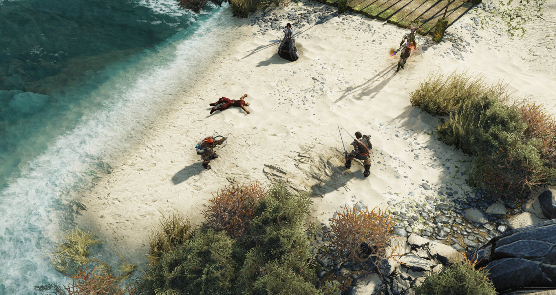 Divinity: Original Sin II - Definitive Edition Review (PS4) | Push