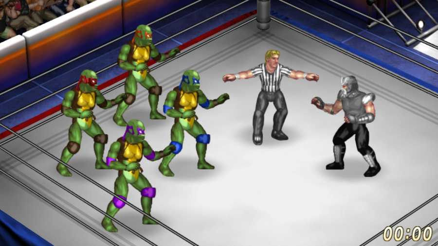 Fire Pro Wrestling World Review - Screenshot 1 of 4
