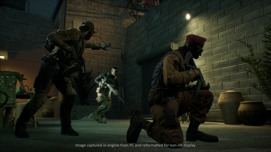 Firewall Zero Hour Review - Screenshot 1 of 4