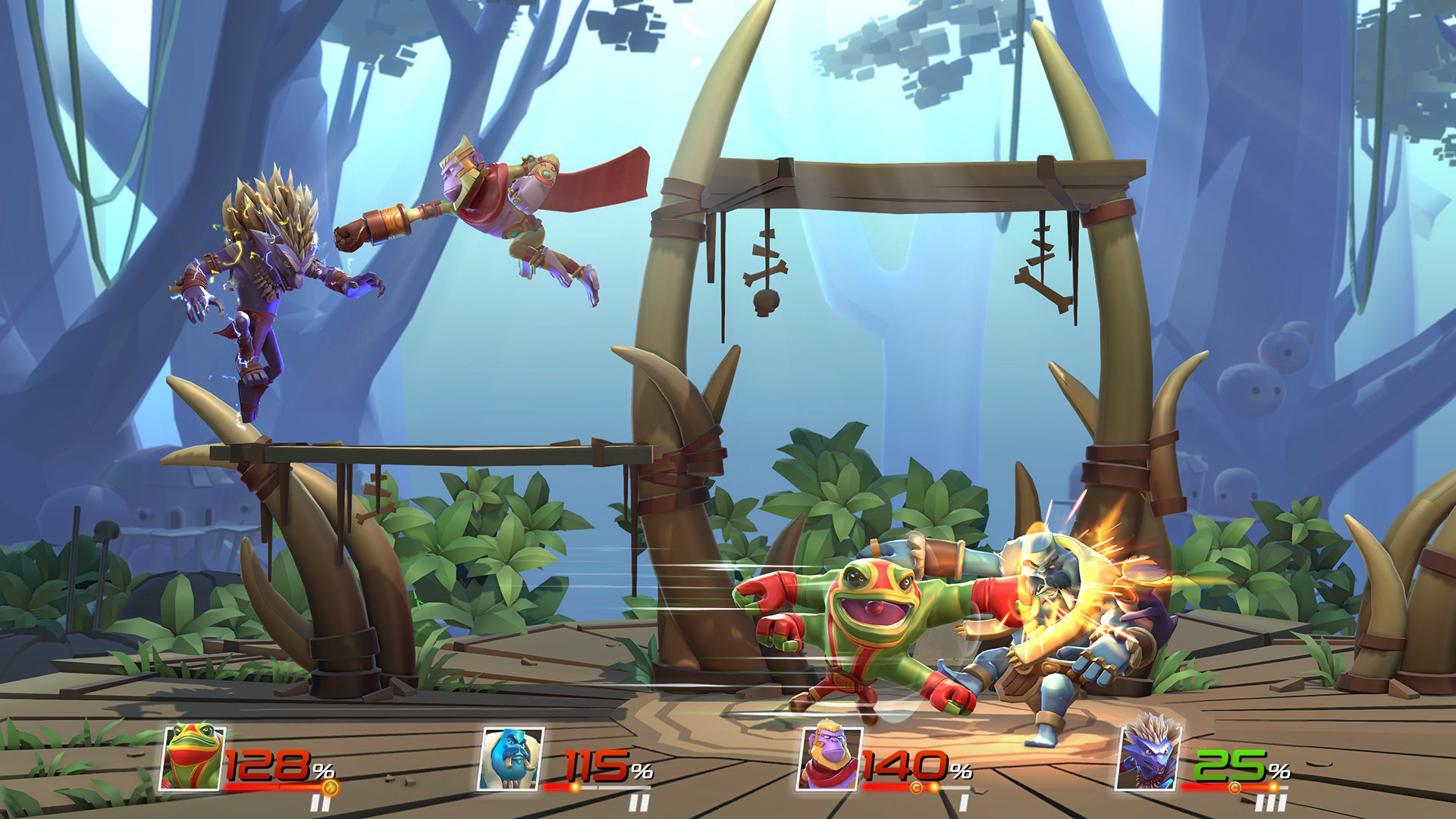 Brawlout  Ps4    Playstation 4  Game Profile