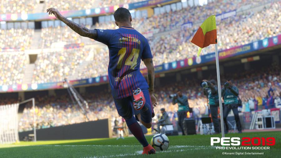 PES 2019: Pro Evolution Soccer Review - Screenshot 2 of 4