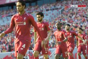 PES 2019: Pro Evolution Soccer Screenshot
