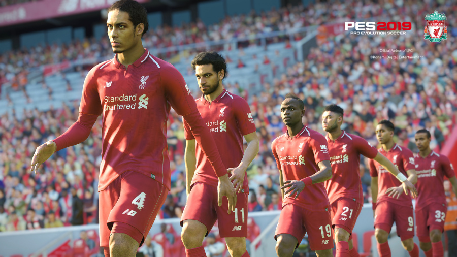 PES 2019: Pro Evolution Soccer Review - Screenshot 1 of 4