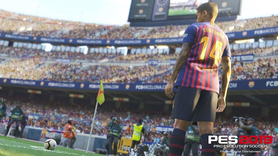 PES 2019: Pro Evolution Soccer Review - Screenshot 1 of 4