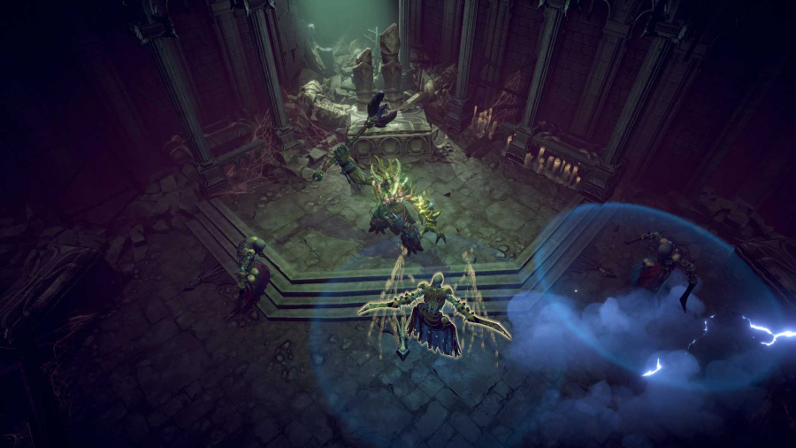 Shadows: Awakening Review - Screenshot 4 of 5