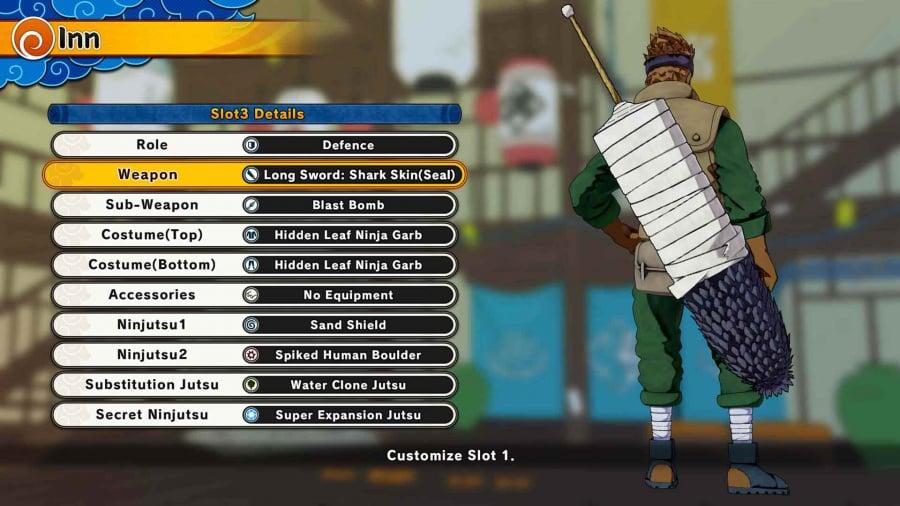 Naruto to Boruto: Shinobi Striker Review - Screenshot 2 of 4
