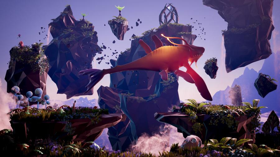 Planet Alpha Review - Screenshot 1 of 2