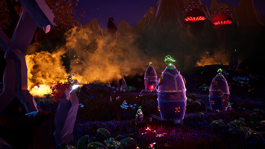 Planet Alpha Review - Screenshot 1 of 3