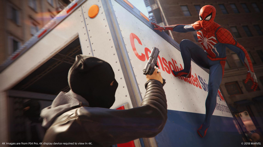 Marvel's Spider-Man Review - Screenshot 4 of 5