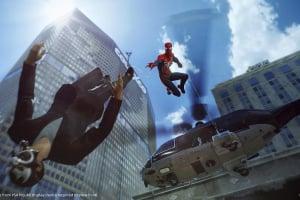 Marvel's Spider-Man Screenshot