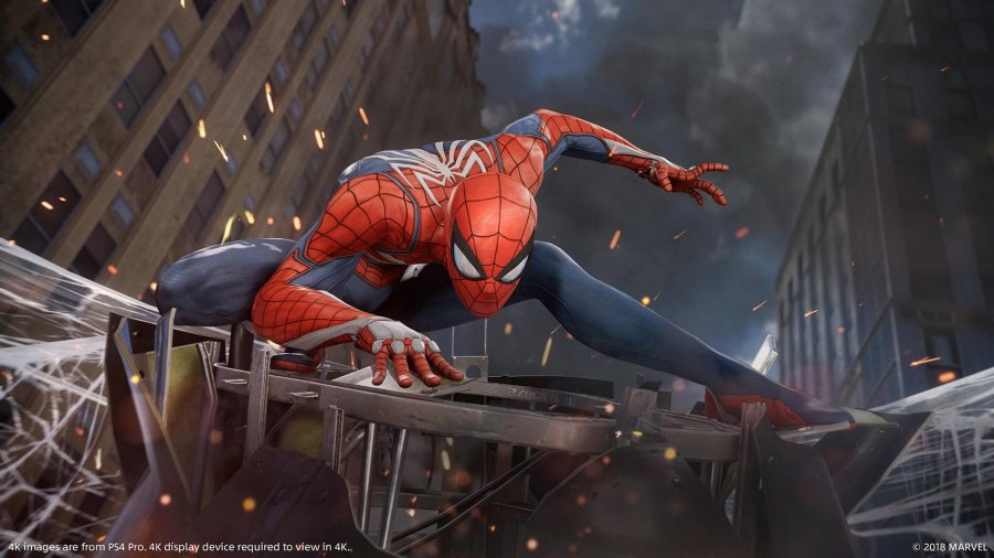 Marvel's Spider-Man Review - Screenshot 1 of 5