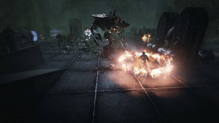 Warhammer 40,000: Inquisitor - Martyr Review - Screenshot 4 of 5