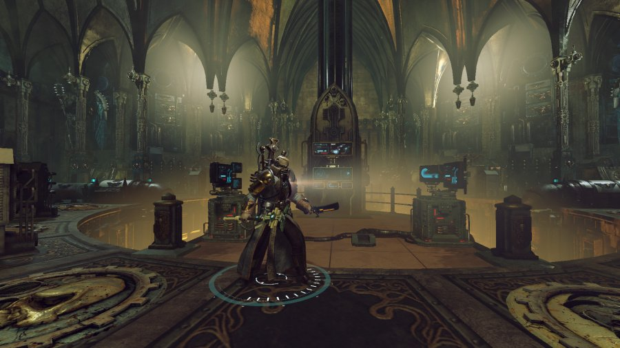 Warhammer 40,000: Inquisitor - Martyr Review - Screenshot 1 of 5