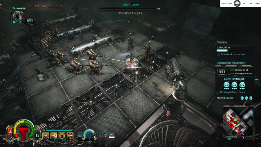 Warhammer 40,000: Inquisitor - Martyr Review - Screenshot 2 of 5