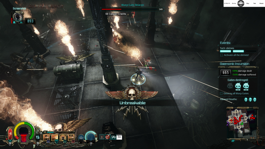 Warhammer 40,000: Inquisitor - Martyr Review - Screenshot 1 of 4