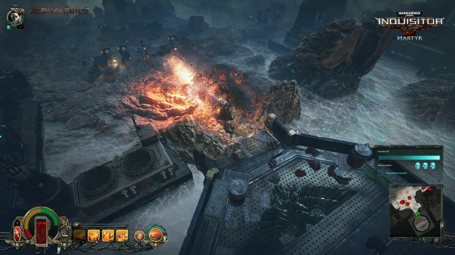 Warhammer 40,000: Inquisitor - Martyr Review - Screenshot 3 of 5