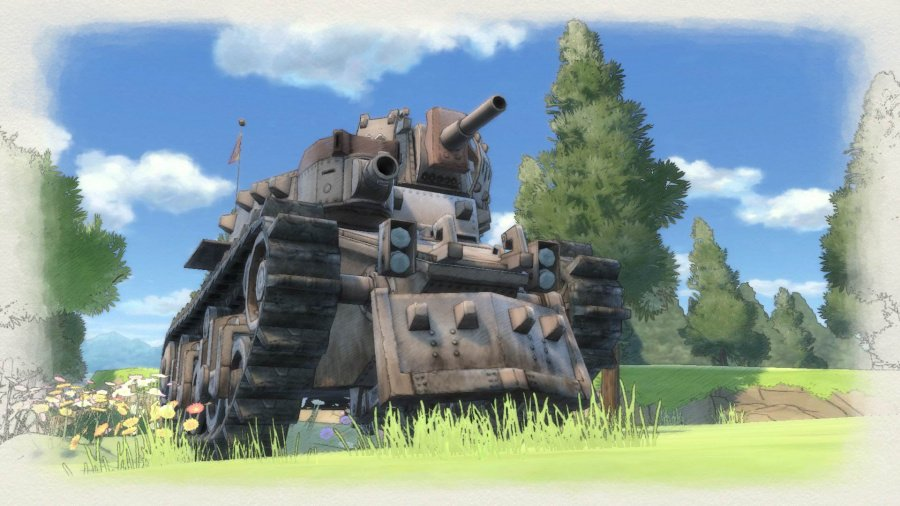 Valkyria Chronicles 4 Review - Screenshot 1 of 5