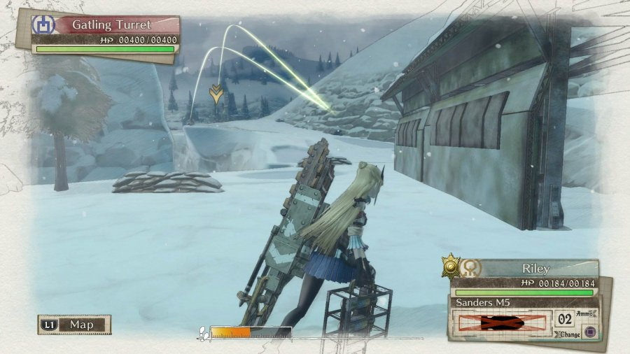 Valkyria Chronicles 4 Review - Screenshot 4 of 5