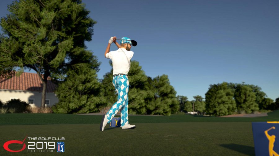 The Golf Club 2019 Featuring PGA Tour Review - Screenshot 1 of 3