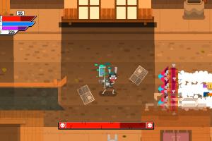 Ninjin: Clash of Carrots Screenshot