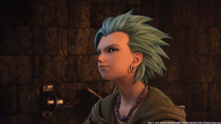 Dragon Quest XI: Echoes of an Elusive Age Review - Screenshot 1 of 4