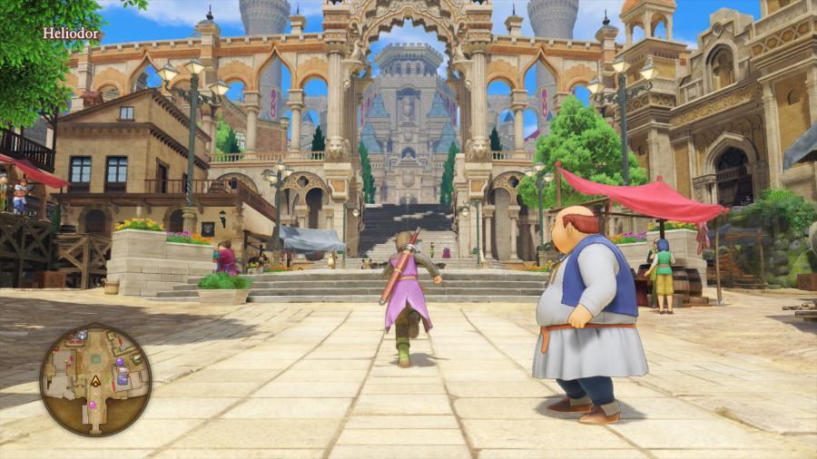 Dragon Quest XI: Echoes of an Elusive Age Review - Screenshot 2 of 5